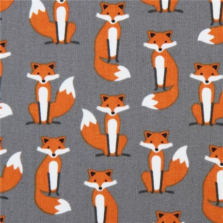 foxes yoga fabric - photo #34
